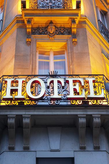 Gérance Immobilière – Hôtel